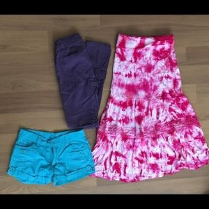 Bundle of 3 size 10 Girl's Clothes